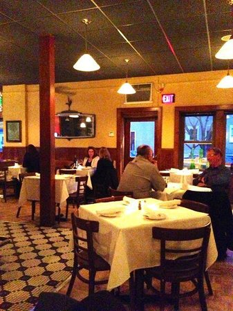 Tenuta S Italian Restaurant Milwaukee Bay View Menu Prices Reviews Tripadvisor
