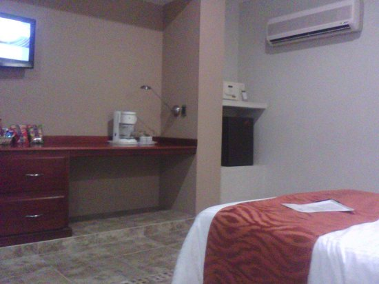 Hotel Aqua Spa & Resort: Room