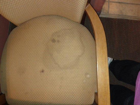 silla del Comfort Suites McAllen