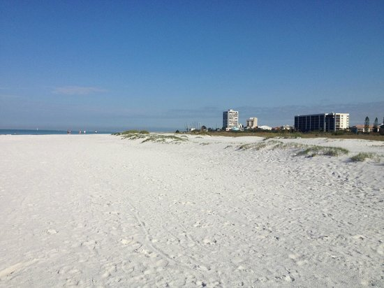 Sea Spray Resort on Siesta Key: Siesta Key beach access #10 by Sea Spray