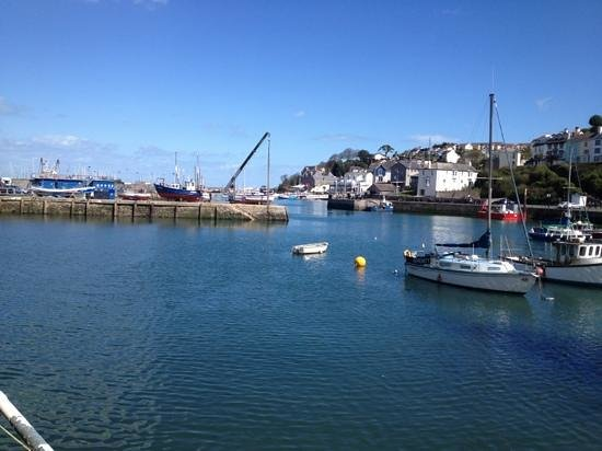 Crown Lodge Bed and Breakfast: brixham