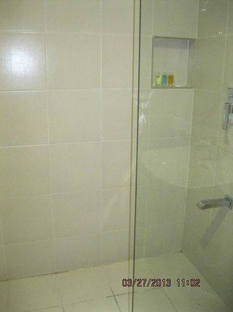 Astoria Greenbelt: shower