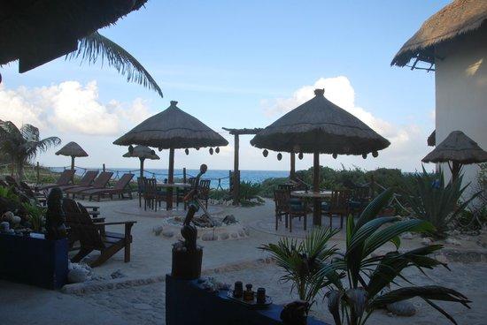 Villa La Bella: ocean view