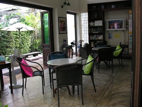 우디 방콕 호스텔