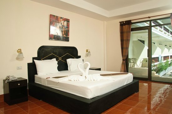 Tropical Palm Resort and Spa: Bedroom