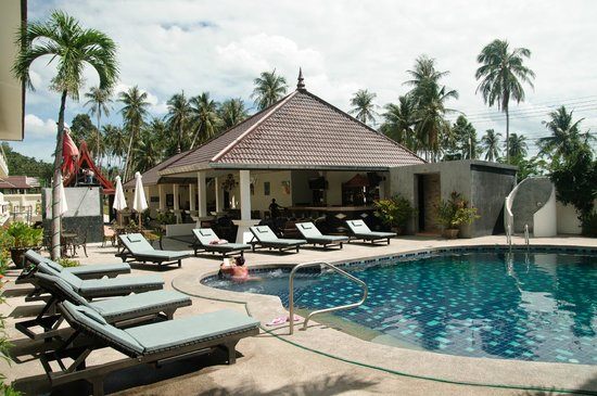 Tropical Palm Resort and Spa: Pool