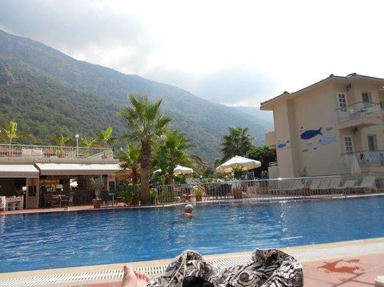 Blue Lagoon Hotel: beautiful pool