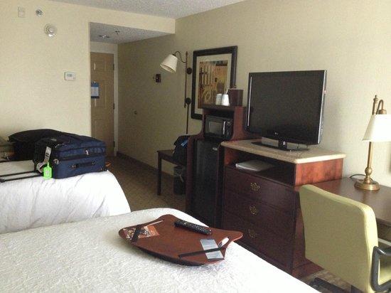 Hampton Inn Orlando/Lake Buena Vista: Room on the 5th floor
