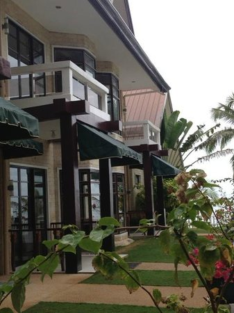 Villa of Bohol Divers Resort