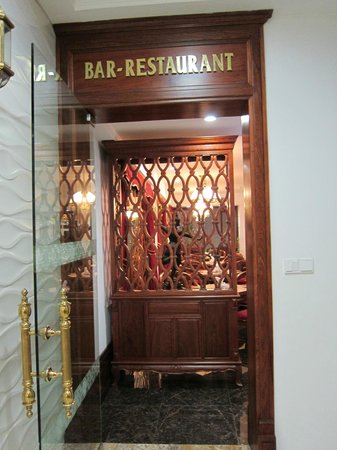 Golden Rice Hotel Hanoi: Dining