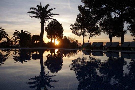 Castillo Hotel Son Vida, a Luxury Collection Hotel: Outdoor pool