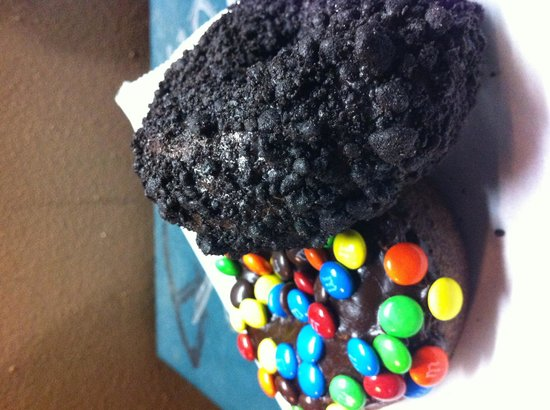 Photo of Cafe M&m donuts at 1622 W Katella Ave, Anaheim, CA 92802, United States