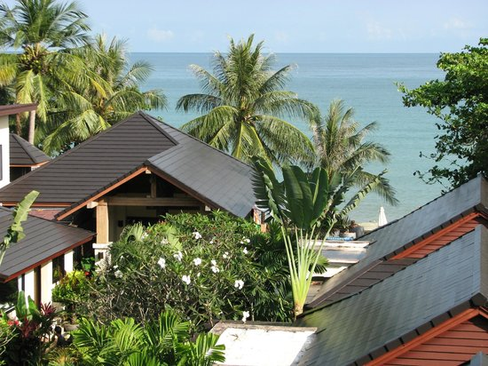 Samui Jasmine Resort: View from Room