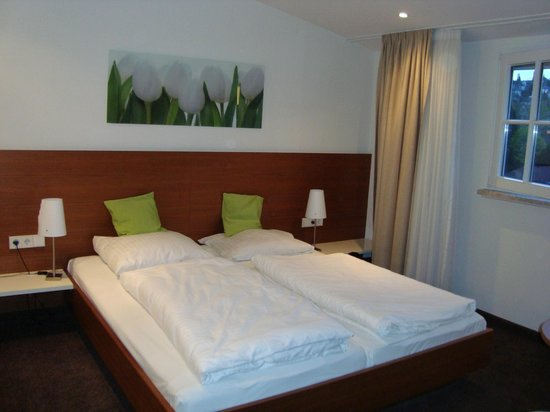 Hotel Am Markt : Bedroom