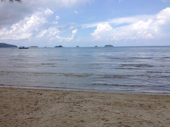 Koh Chang Paradise Resort & Spa: เงียบสงบ