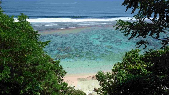 Karma Kandara: il mare