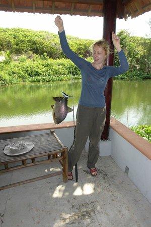 Palmira Beach Resort & Spa: рыбалка в 45 мин  от отеля