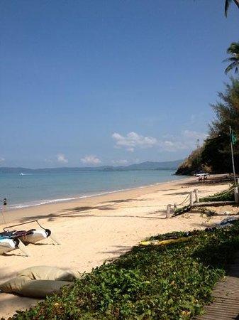 Centara Grand Beach Resort & Villas Krabi: Hotelstrand