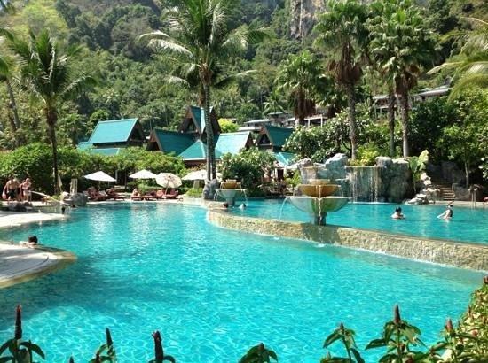 Centara Grand Beach Resort & Villas Krabi: Pool