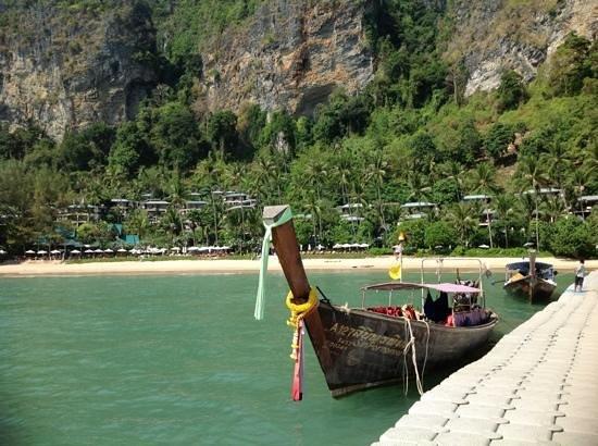 Centara Grand Beach Resort & Villas Krabi: Hotelanlage