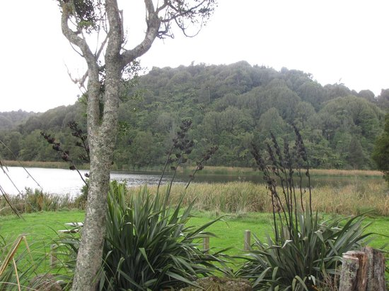 Rotokare Scenic Reserve