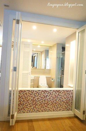 Wyndham Sea Pearl Resort Phuket : bathroom