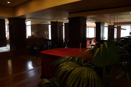 Hotel Yak & Yeti: le hall
