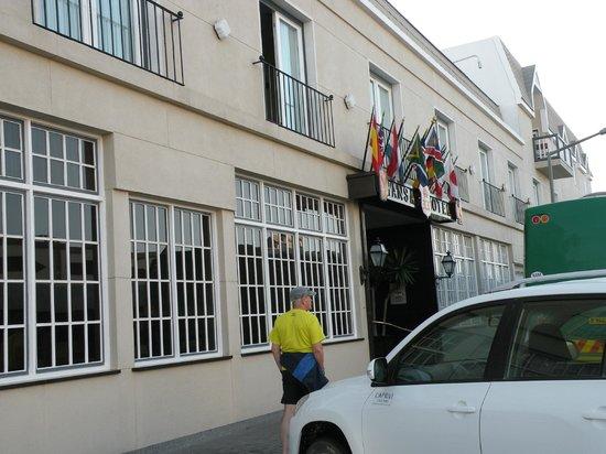 Hansa Hotel: Zentral und exklusiv