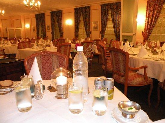 Hansa Hotel: stilvoll