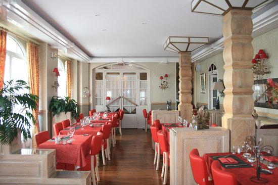 Restaurant Roche de Vic