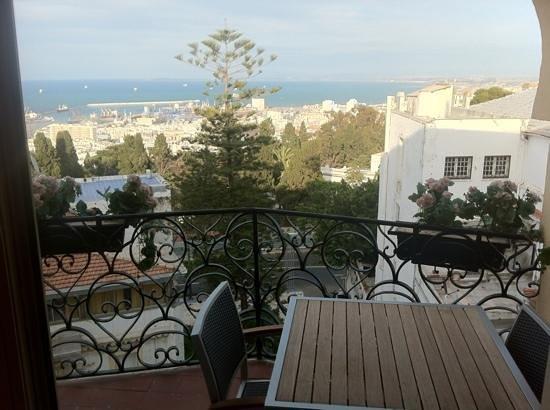 Hotel El-Djazair Ex Saint George: chambre double superieure
