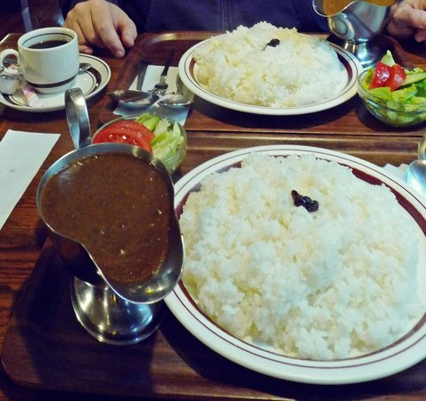 Caraway: Best Japanese Curry Rice!