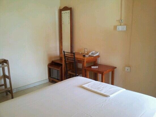 Very small but clean room picture of gnanams hotel for Very small hotels