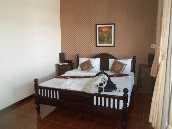 Beach Terrace : The room
