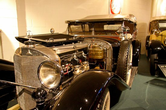 The Car and Carriage Caravan Museum #1