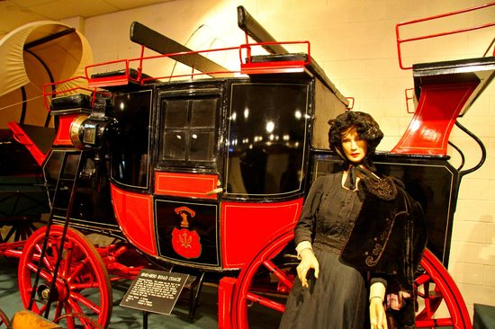 The Car and Carriage Caravan Museum #5