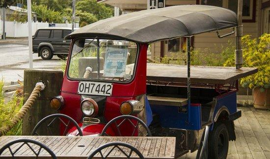 Tuk Tuk Bangkok Cafe: Tuk Tuk