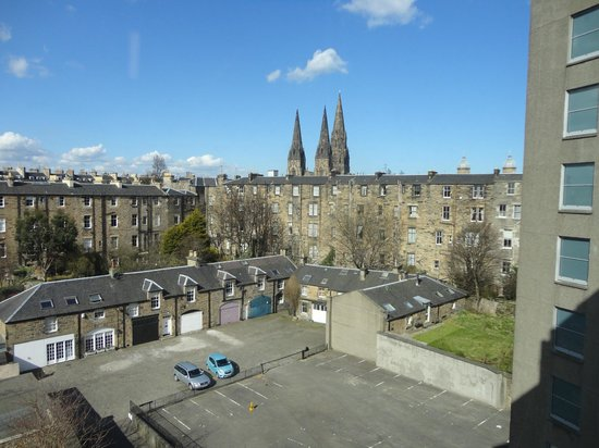 Stanza picture of tune hotel haymarket edinburgh for 7 clifton terrace edinburgh eh12 5dr