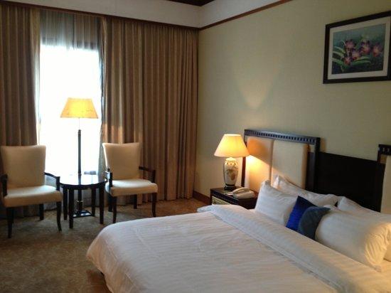 Don Chan Palace : Room