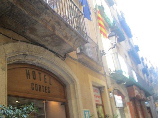 โฮเต็ล คอร์เทส: Hotel Cortes