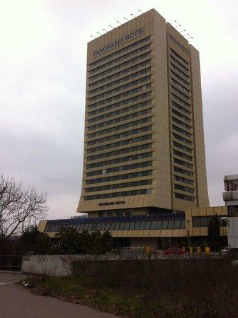 فندق بانوراما براغ: hotel visto dall'esterno