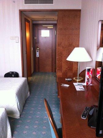Panorama Hotel Prague: ingresso della camera