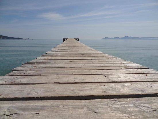 Prinsotel La Dorada: plage juste à côté