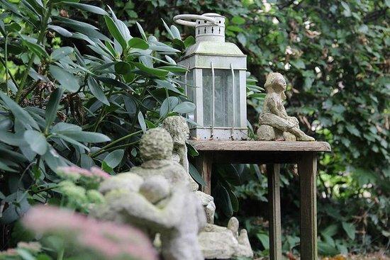 Bed & Breakfast Sonnenburgh Apeldoorn : The Garden