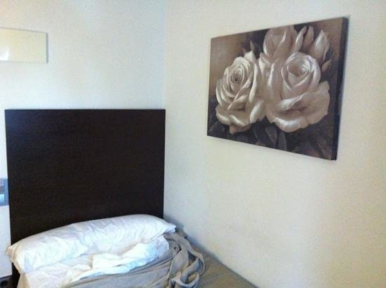 هوتل مازا: Habitación individual