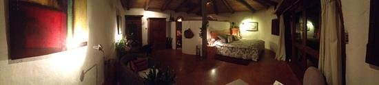 Manawa Ridge : our room