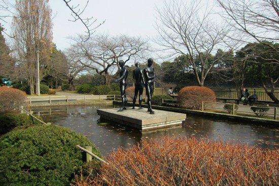 Chidoriga-fuchi Park