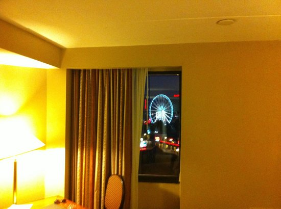 Days Inn - Niagara Falls Near the Falls: From the room