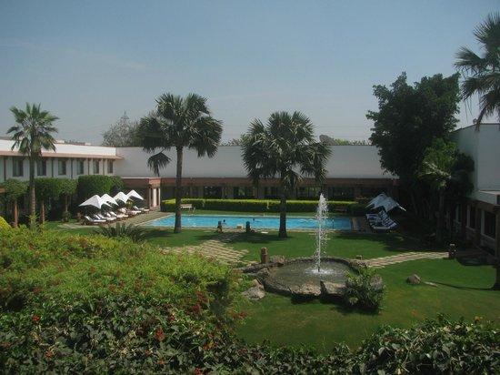 Trident, Agra: vista dalla camera