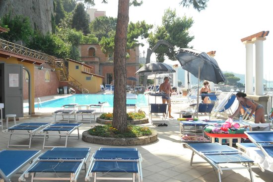 La Piscina Picture Of Europa Palace Grand Hotel Sorrento